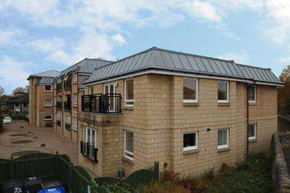 3 Bedrooms Flat for sale in The Woodlands, Stirling