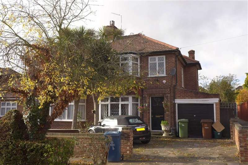 3 Bedrooms House for sale in Braithwaite Gardens, Stanmore, Middx