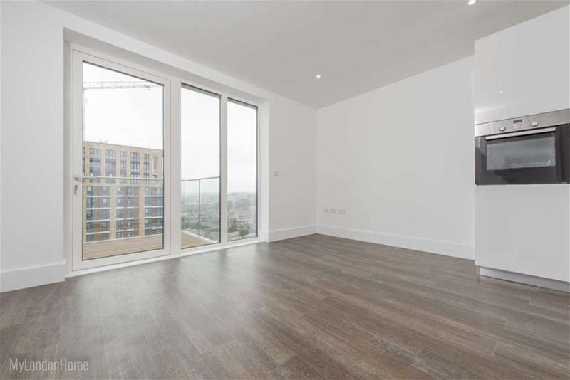 1 Bedroom Property for sale in Compton House (Vantage), Woolwich, London, SE18