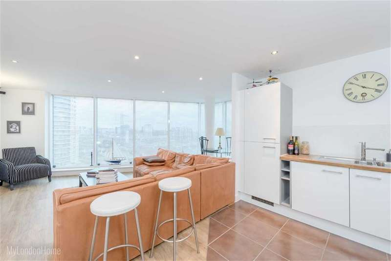 2 Bedrooms Property for sale in Alaska Apartments, London, E16