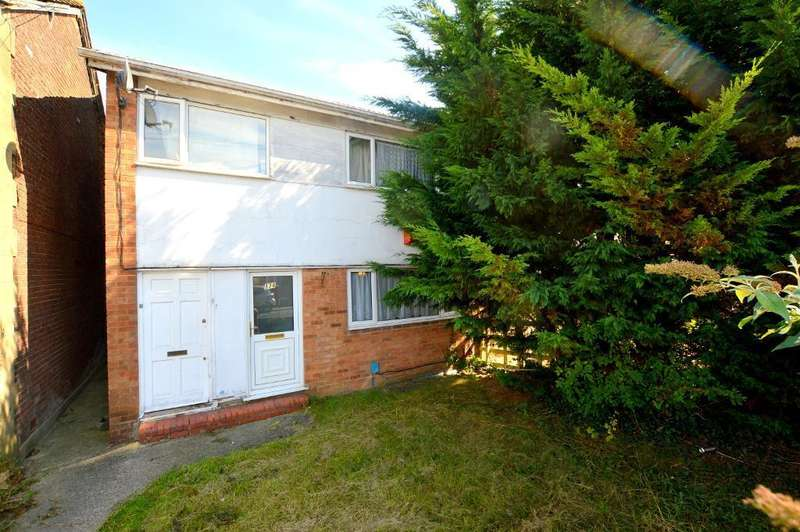 2 Bedrooms Flat for sale in Beechwood Road, Luton, Bedfordshire, LU4 9SA