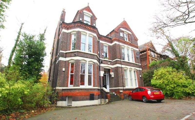 2 Bedrooms Flat for sale in Alexandra Drive, Aigburth, Liverpool, L17