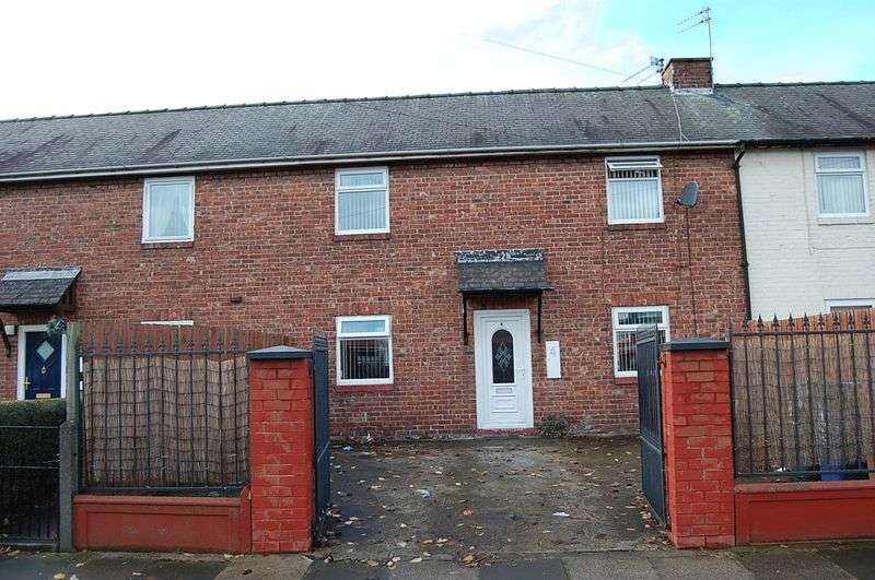 2 Bedrooms Terraced House for sale in ** HOT PROPERTY ** Scrogg Road, Walker