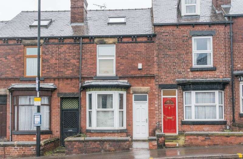 3 Bedrooms Terraced House for sale in Walkley Lane Walkley Sheffield S6 2PA - NO CHAIN