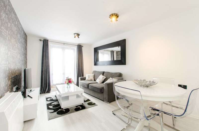 2 Bedrooms Flat for sale in Old Ford Road, Victoria Park, E2