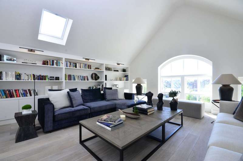 3 Bedrooms Flat for sale in Linstead Street, West Hampstead, NW6