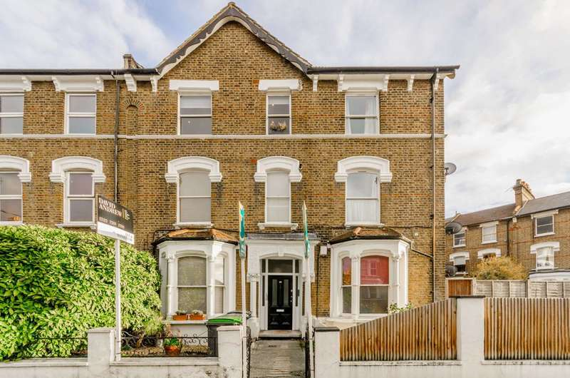 2 Bedrooms Flat for sale in Upper Tollington Park, Stroud Green, N4
