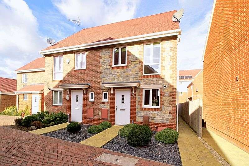 2 Bedrooms Terraced House for sale in Cowslip Gardens, Felpham, PO22