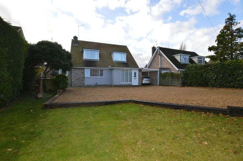 3 Bedrooms Detached House for sale in West Street, Helpston.