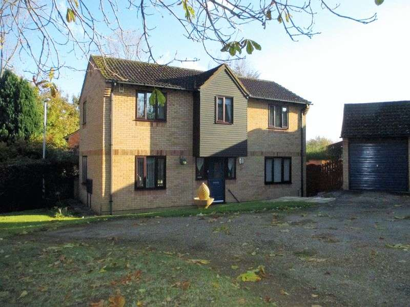 4 Bedrooms Detached House for sale in Pearmain Court, Little Billing, NN3 9TL