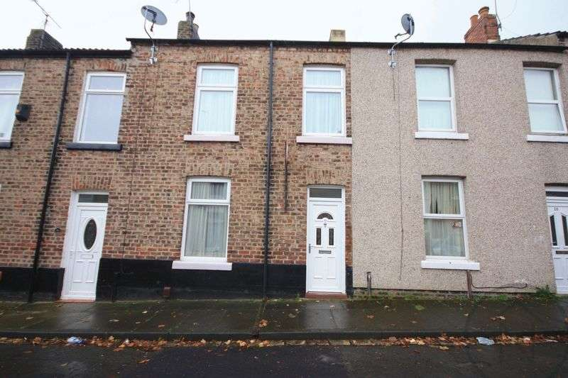 2 Bedrooms Terraced House for sale in Peabody Street, Darlington