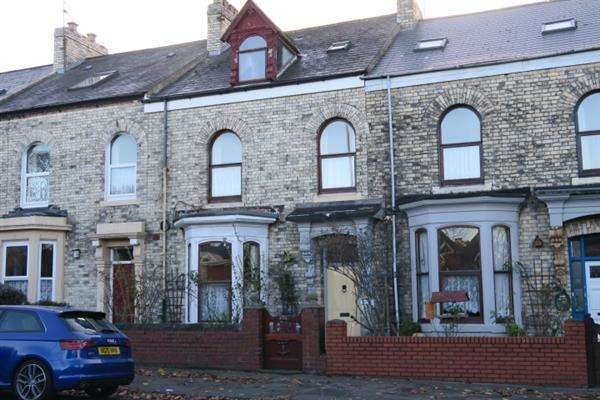 5 Bedrooms Terraced House for sale in Westoe Road, South Shields