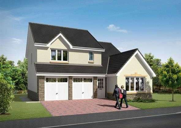 4 Bedrooms Detached House for sale in 'Gladstone' Meadowcroft, Walker Group Development, Falkirk