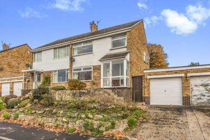 3 Bedrooms Semi Detached House for sale in Westwood Avenue, Heighington Village, Newton Aycliffe, Durham