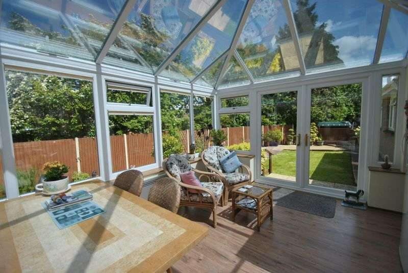 3 Bedrooms Detached Bungalow for sale in VINEY HILL, NR. LYDNEY, GLOUCESTERSHIRE
