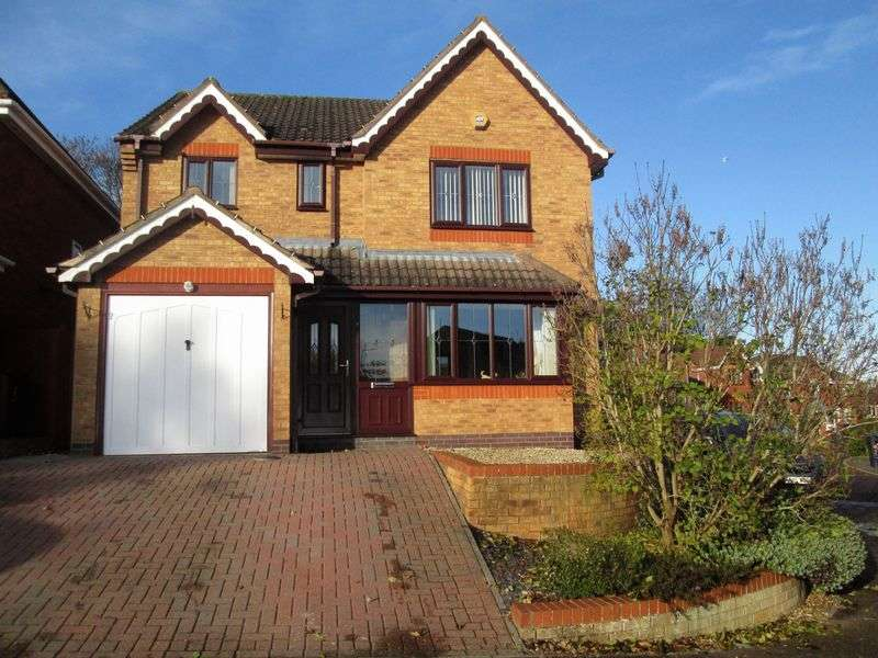 4 Bedrooms Detached House for sale in Welton Lodge Park, Daventry, NN11 0XS