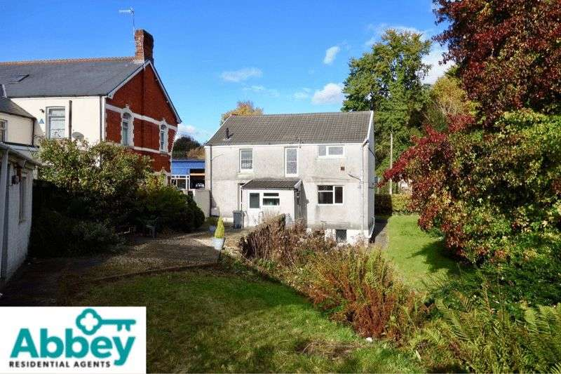 3 Bedrooms Detached House for sale in Main Road, Neath Abbey, Neath, SA10 7DG