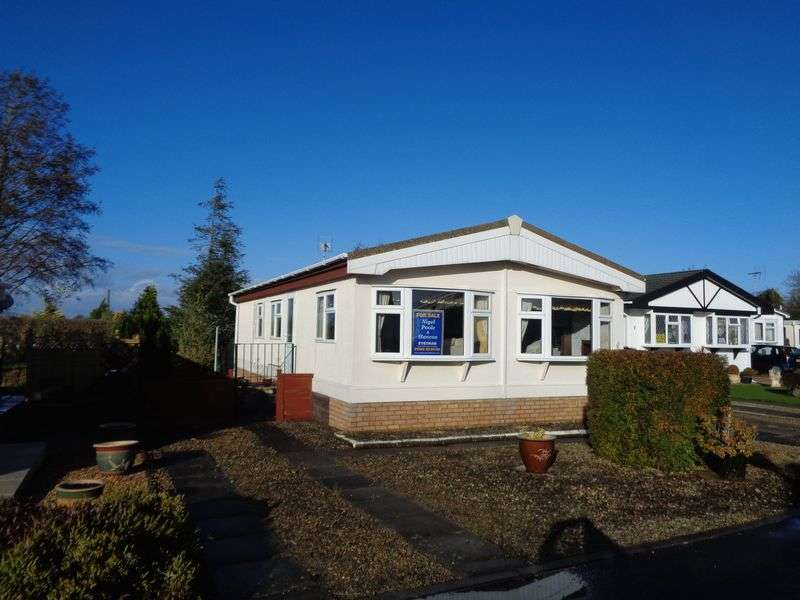 2 Bedrooms Detached Bungalow for sale in Brookside, Broadway