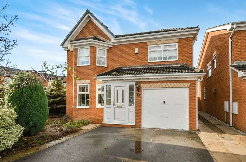 4 Bedrooms Detached House for sale in 1 Virginia Court, Lofthouse, Wakefield, WF3 3TD