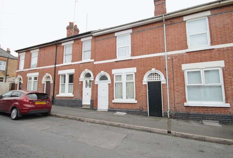 2 Bedrooms Terraced House for sale in RAVEN STREET, DERBY