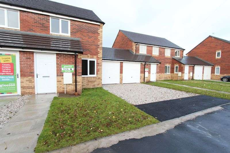 2 Bedrooms Semi Detached House for sale in Kerry, Peel Court, Bootle