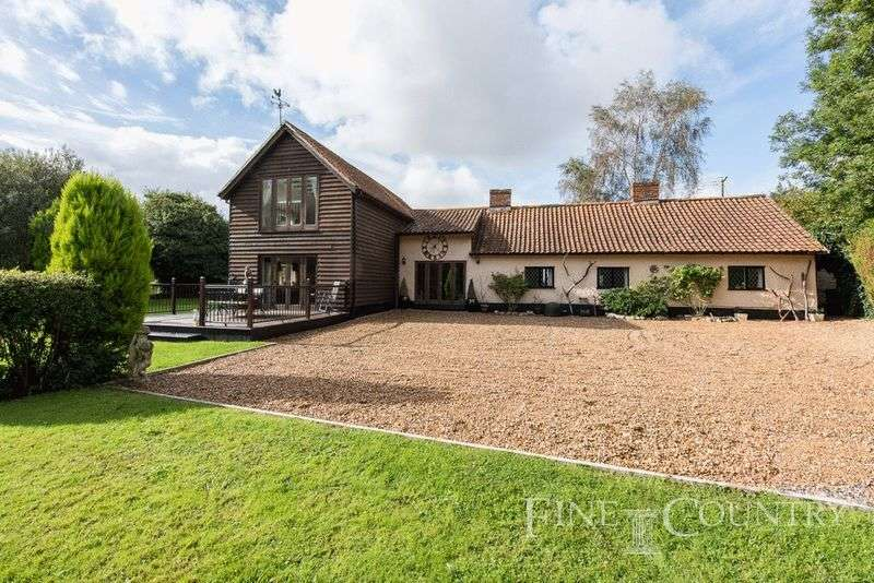 5 Bedrooms Detached House for sale in Merton, Norfolk