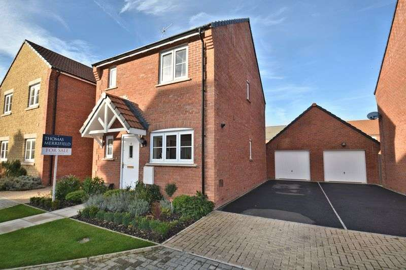 3 Bedrooms Detached House for sale in Rowan Close, Didcot