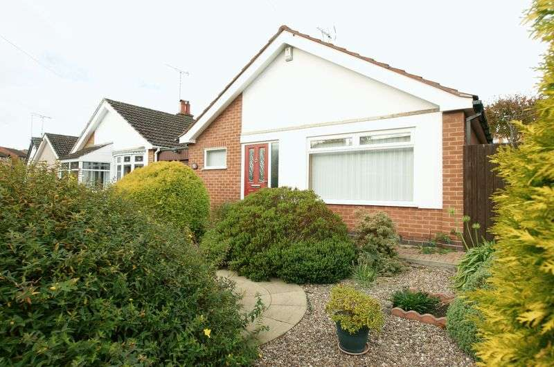 2 Bedrooms Detached Bungalow for sale in Harcourt Crescent, Nottingham