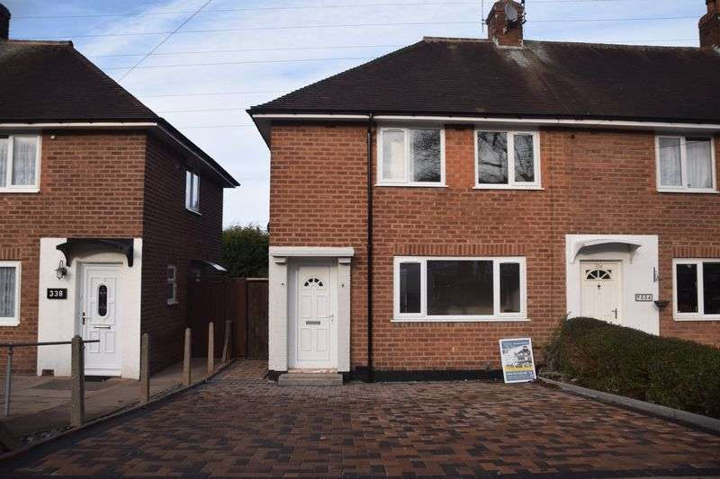 3 Bedrooms Semi Detached House for sale in Reservoir Road, Master Bedroom Having En-Suite *Fully Refurbished*
