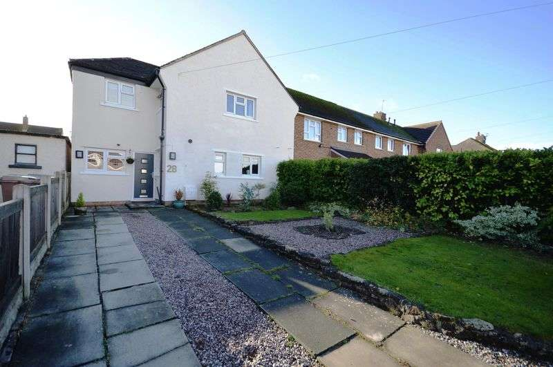 4 Bedrooms Terraced House for sale in Larton Road, Newton