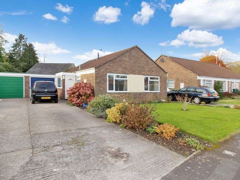 2 Bedrooms Detached Bungalow for sale in Firwood Road, Frome
