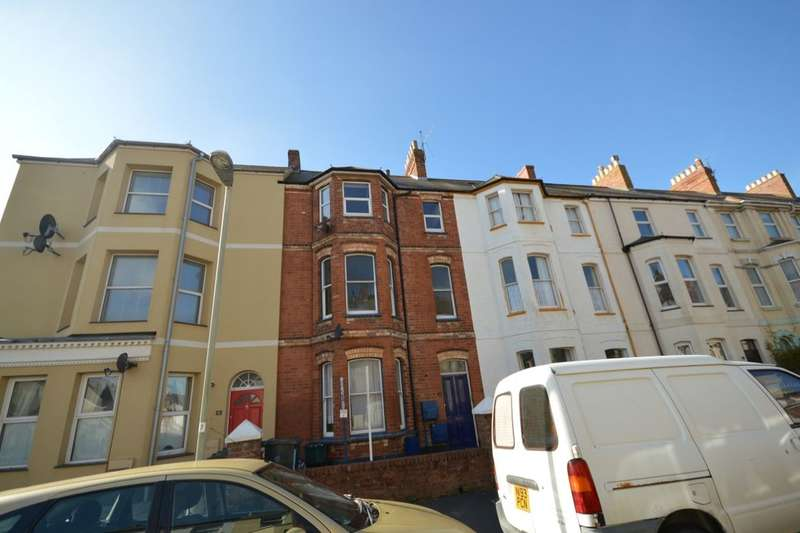 2 Bedrooms Flat for sale in Morton Road, Exmouth, EX8
