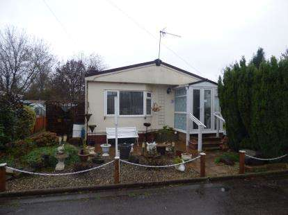 2 Bedrooms Mobile Home for sale in Bungalow Estate, Lady Lane, Longford, Coventry