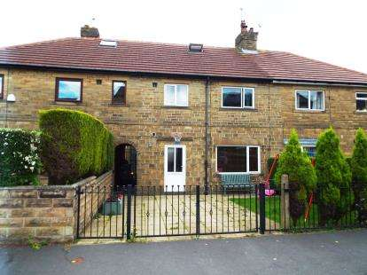 4 Bedrooms Terraced House for sale in School Street, Greetland, Halifax, West Yorkshire