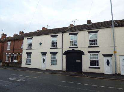 6 Bedrooms Terraced House for sale in Victoria Crescent, Burton-On-Trent, Staffordshire