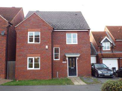4 Bedrooms Detached House for sale in Saxthorpe Road, Hamilton, Leicester, Leicestershire