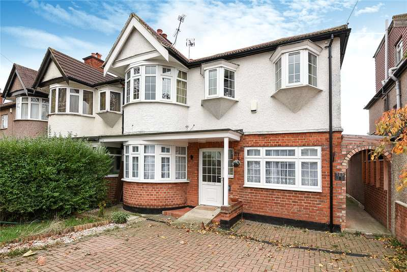 3 Bedrooms Maisonette Flat for sale in Malvern Avenue, Harrow, Middlesex, HA2