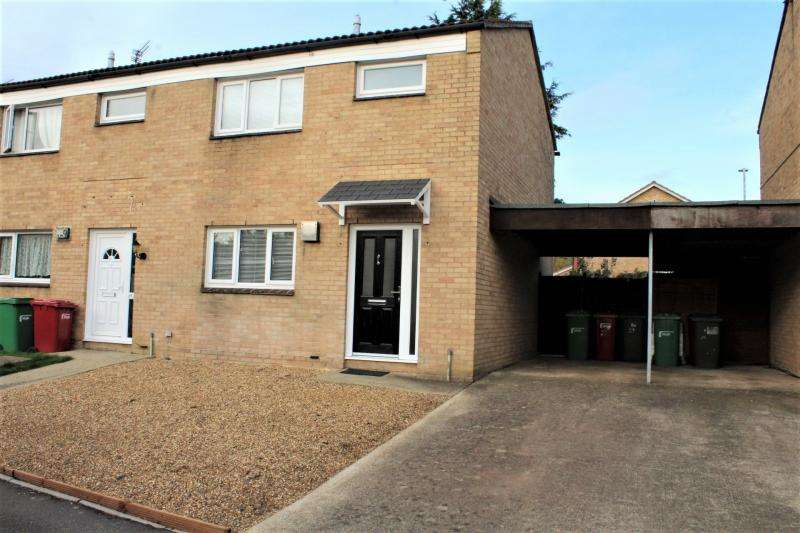 3 Bedrooms Semi Detached House for sale in Northmead Road