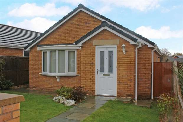 2 Bedrooms Detached Bungalow for sale in Castle Lane, Staining, Blackpool, Lancashire