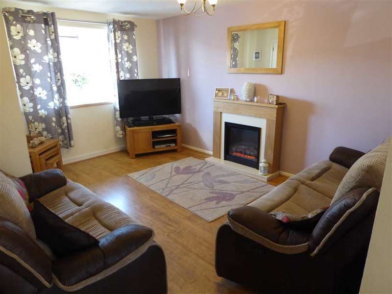 3 Bedrooms End Of Terrace House for sale in Conway Drive, Steynton, Milford Haven