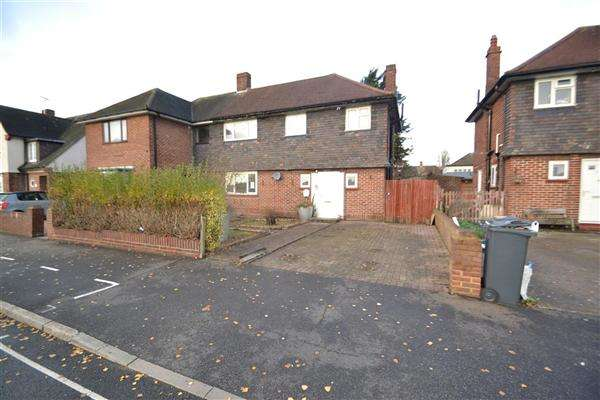 3 Bedrooms Semi Detached House for sale in Imperial Road, Bedfont