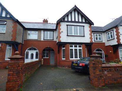 4 Bedrooms Semi Detached House for sale in Princes Avenue, Crosby, Liverpool, Merseyside, L23