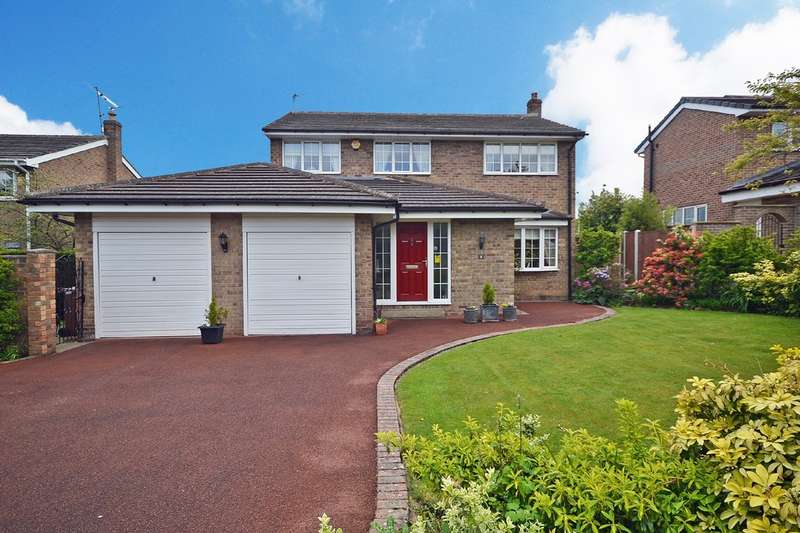 4 Bedrooms Detached House for sale in St Helens Grove, Sandal, Wakefield
