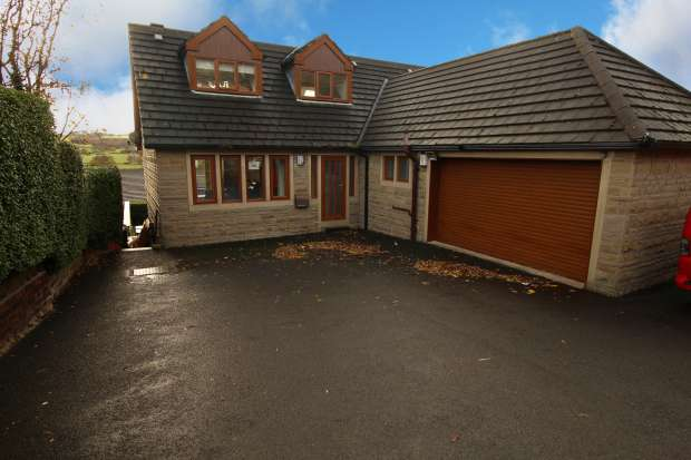 5 Bedrooms Detached House for sale in Edge Road, Dewsbury, West Yorkshire, WF12 0QD