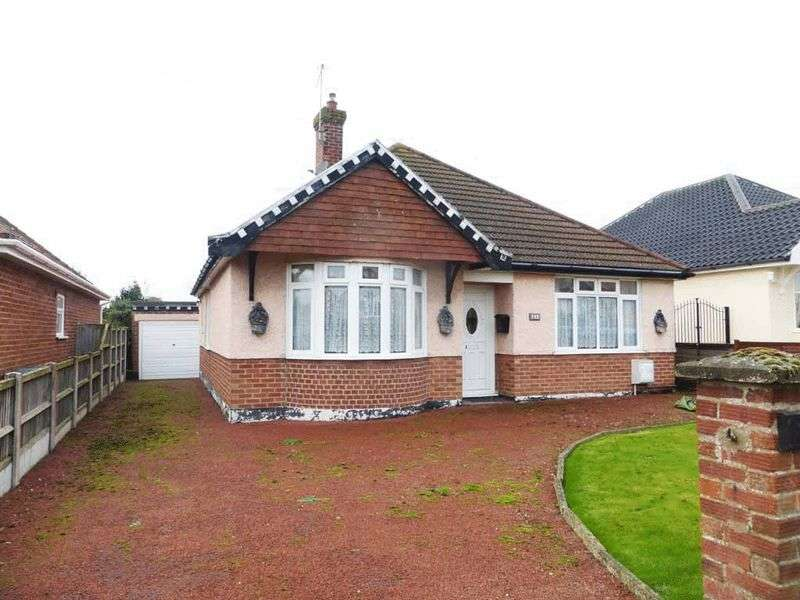 3 Bedrooms Detached Bungalow for sale in Caister-on-Sea