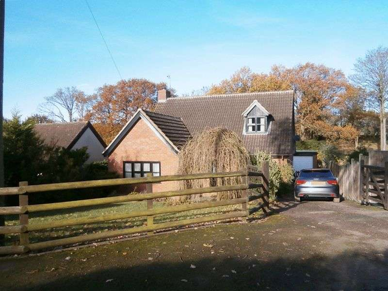 3 Bedrooms Detached House for sale in Bromsberrow Heath, Ledbury