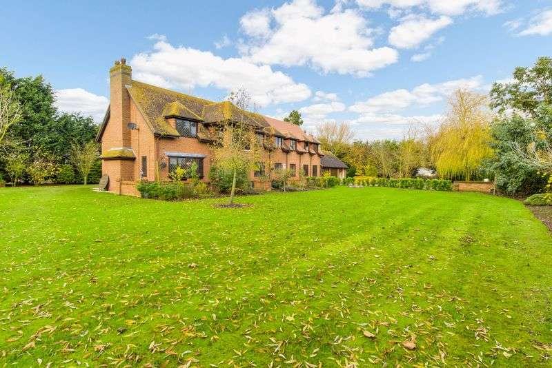 5 Bedrooms Detached House for sale in Askedale, Broadgate Road, Sutton St. James, Lincolnshire, PE12