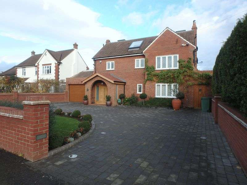 5 Bedrooms Detached House for sale in Cheyham Way, South Cheam