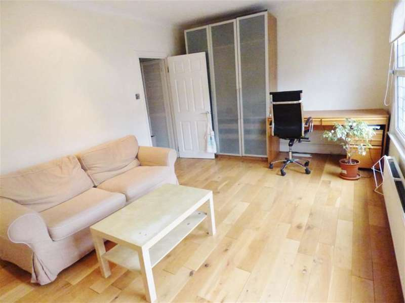1 Bedroom Flat for sale in Glenhurst Road, Brentford, TW8 0QS
