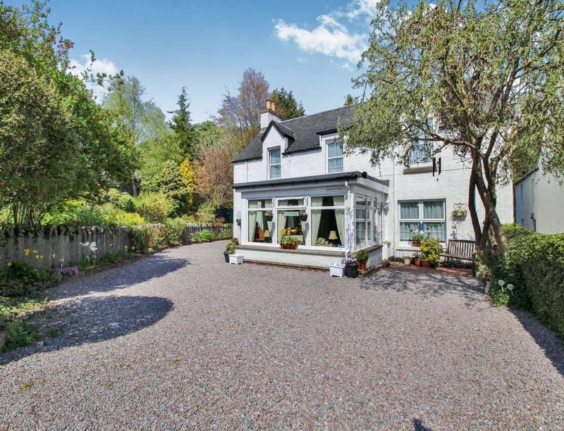 4 Bedrooms Detached House for sale in The Village Green, Drumnadrochit, Inverness, IV63